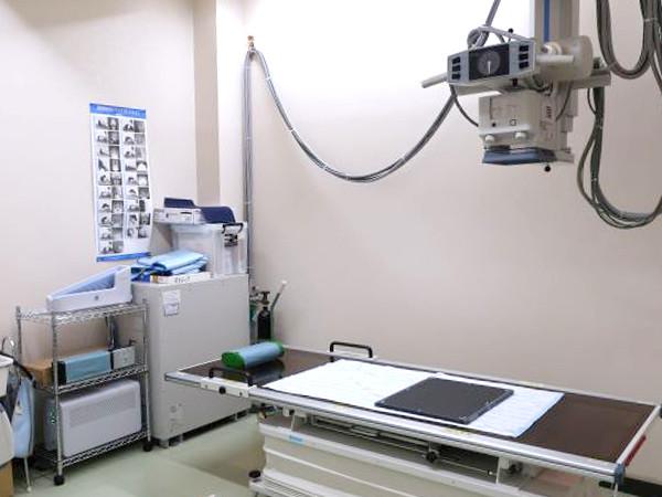 デジタルレントゲン画像診断システム